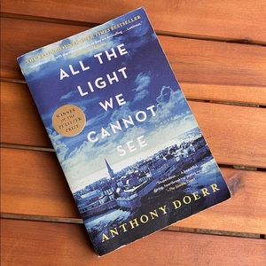 BOGO All the Light we Cannot See by Anthony Doerr